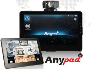 Anypad system