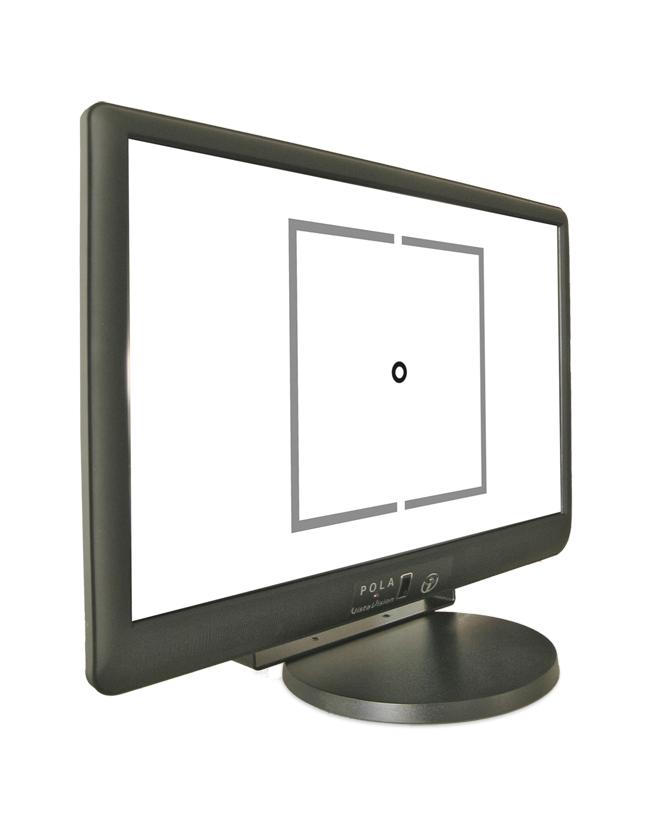 Pola Vista Vision Computerised Test Chart