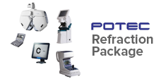 Potec Refraction Package